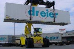 集装箱运输案例