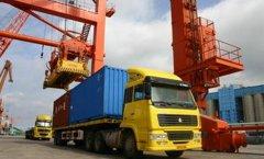 北京集装箱运输案例